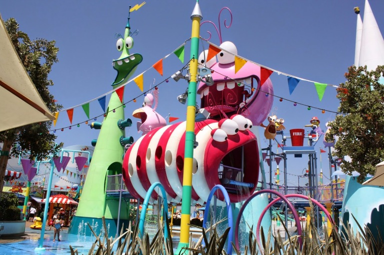 Super Silly Fun Land Universal